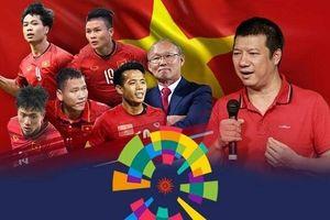 BLV Quang Huy: Từ người 'truyền lửa' tới MC đêm gala vinh danh Olympic Việt Nam
