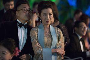 Thời trang của giới siêu giàu trong phim 'Crazy Rich Asians'