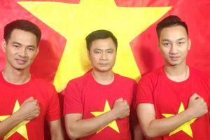 Nghệ sĩ Xuân Bắc: 'Đối tượng xúc phạm U23 Việt Nam, họ đã phản bội trắng trợn'