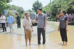 Thanh Hóa: Mưa lũ gây thiệt hại nặng nề