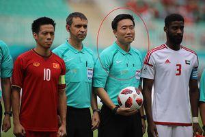 Dân mạng Hàn Quốc chỉ trích trọng tài bắt trận Olympic Việt Nam - UAE