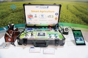 VNPT Technology mang giải pháp công nghệ Việt đến với cộng đồng quốc tế