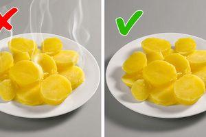 Sửng sốt 6 sự thật 'điên rồ' về thực phẩm, vì sao bạn nên ăn khoai tây nguội