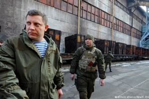 Thủ lĩnh ly khai miền Đông Ukraine bị ám sát: Matxcơva và Kiev cáo buộc lẫn nhau