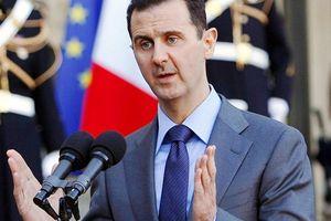 Pháp: Tổng thống Assad đã giành thắng lợi ở Syria