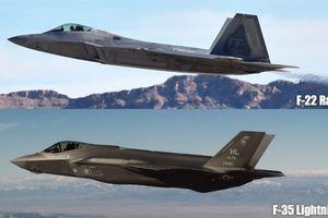 Máy bay lai giữa F-22 và F-35 tạo thêm thảm họa?