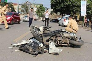 46 người chết, 53 người thương vong vì tai nạn giao thông trong đợt nghỉ lễ 2/9