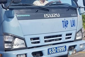 Xe tập lái gây tai nạn giao thông, vô can phải trả tiền bồi thường oan ức