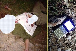 Thi thể người đàn ông đầy máu ven đường, nghi bị giết ở Sơn La