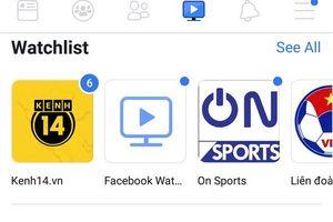 Những điều cần biết về Facebook Watch, nền tảng video mới ra