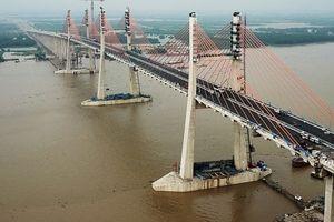 Thông xe cầu Bạch Đằng: Vinh danh những người thợ xây lắp Trung Nam