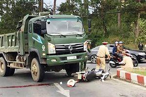 Liên tiếp 2 vụ tai nạn trên Quốc lộ 20, 4 người thương vong
