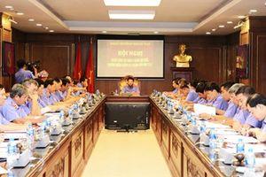 VKSND tối cao xây dựng Chương trình hành động thực hiện Nghị quyết Trung ương 7 khóa XII