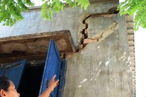 Ninh Thuận: Hàng trăm căn nhà Chương trình 134... chờ sập