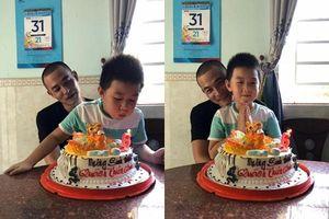 Bị tố 'chối vợ bỏ con', Quách Ngọc Ngoan bất ngờ khoe ảnh mừng sinh nhật con trai Lê Phương