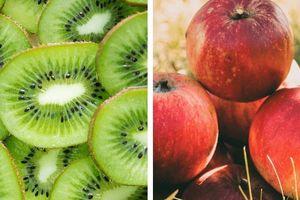 8 loại trái cây giúp giảm táo bón nhanh