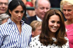 Kate Middleton lấn lướt Meghan Markle về mức độ ảnh hưởng thời trang
