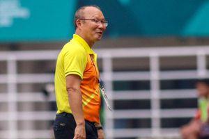 HLV Park Hang-seo lý giải nụ cười trong trận thua Hàn Quốc