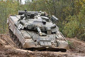 Choáng ngợp số lượng xe tăng có trong biên chế Quân đội Nga