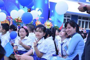 Tôn trọng để hạnh phúc - thông điệp ngày khai giảng của thầy, trò trường Ban Mai