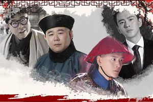 Đặt lên bàn cân vai diễn Lý Ngọc - thái giám thân cận nhất của Càn Long trong 'Diên Hi công lược' và 'Hậu cung Như Ý truyện'