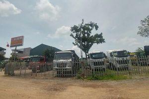 Vĩnh Phúc: Đất nông nghiệp sử dụng sai mục đích, chính quyền kêu 'khó' xử lý sai phạm