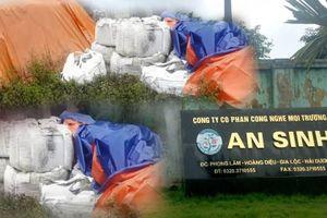 Cần xem xét xử lý hình sự vụ mua bán và đổ trộm hàng trăm tấn chất thải nguy hại ở Thái Nguyên