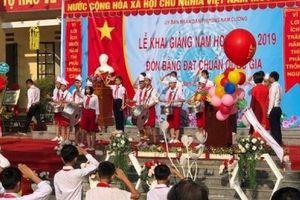 Hơn 200.000 học sinh tỉnh Lào Cai nô nức khai giảng năm học mới