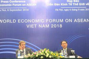 Trước thềm khai mạc WEF ASEAN 2018: Việt Nam đang làm tốt