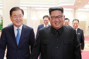 Lãnh đạo Hàn - Triều đồng ý gặp thượng đỉnh tháng này tại Bình Nhưỡng