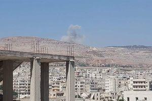 Nga lần đầu lên tiếng về vụ không kích cứ điểm Idlib