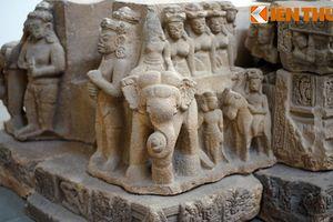 Kiệt tác nghệ thuật của Phật viện lớn nhất vương quốc Chăm Pa