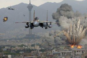 Không quân Nga, Mỹ phối hợp 'giáng đòn sấm sét' tiêu diệt phiến quân tại Idlib