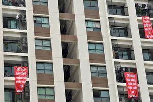 Chủ đầu tư HD Mon City nhượng bộ cư dân về cách đo diện tích căn hộ