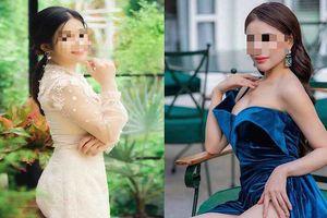 Những đường dây người mẫu, á hậu bán dâm nghìn USD từng bị triệt phá