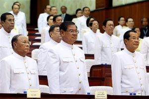 Ông Hun Sen tiếp tục làm Thủ tướng Campuchia