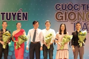 Khai mạc Giọng hát hay 2018: Hơn 400 thí sinh đăng ký dự thi