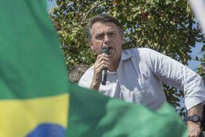 Ứng viên Tổng thống Brazil bị đâm dao vào bụng