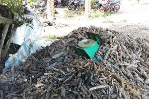 Vụ người thu gom mì mót bị chết: Công an mời chủ đại lý