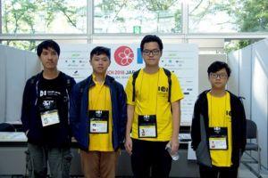 Đoàn Việt Nam đạt thành tích cao nhất trong lịch sử dự Olympic Tin học quốc tế