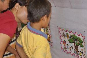 Phú Thọ: Nhọc nhằn con chữ ở lớp học nơi lõi rừng Xuân Sơn