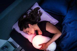 Độc đáo robot gối ôm và nhiều thiết bị công nghệ giúp ngủ ngon