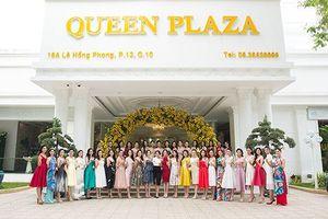 Queen Plaza đơn vị đồng hành cùng hoa hậu Việt Nam 2018