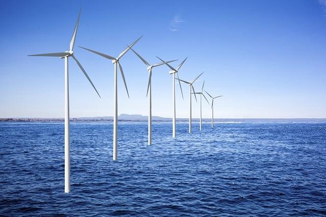 Ukraine xây dựng một trang trại điện gió khổng lồ gần Crimea