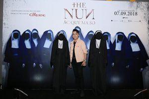 The Nun - Ác quỷ ma sơ khiến dàn sao Việt đứng tim buổi công chiếu