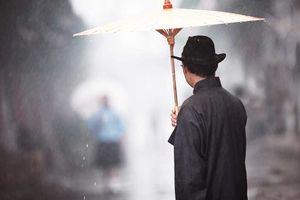 Cái ô của vị phú thương và bài học bình tĩnh