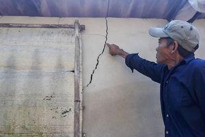 Thừa Thiên - Huế: Nổ mìn làm nứt nhà, ô nhiễm môi trường khiến người dân bức xúc