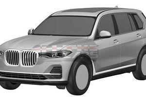 BMW X7 2019 sẽ ra mắt trong tháng 10/2018