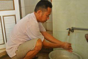 Hà Nam: Người dân vui mừng sau một năm được dùng nước sạch