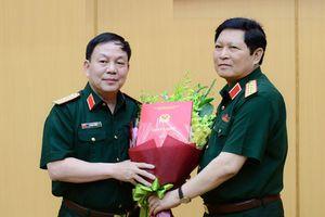 Quy định quân hàm cấp tướng ở đơn vị mới thuộc Bộ Quốc phòng